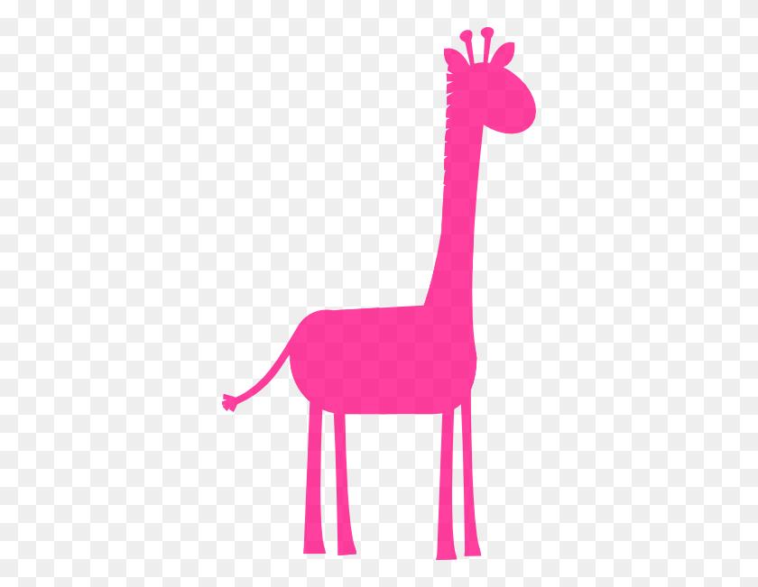 Cute Baby Giraffe Clip Art For Baby Shower Invitations - Baby Shower Invitation Clipart