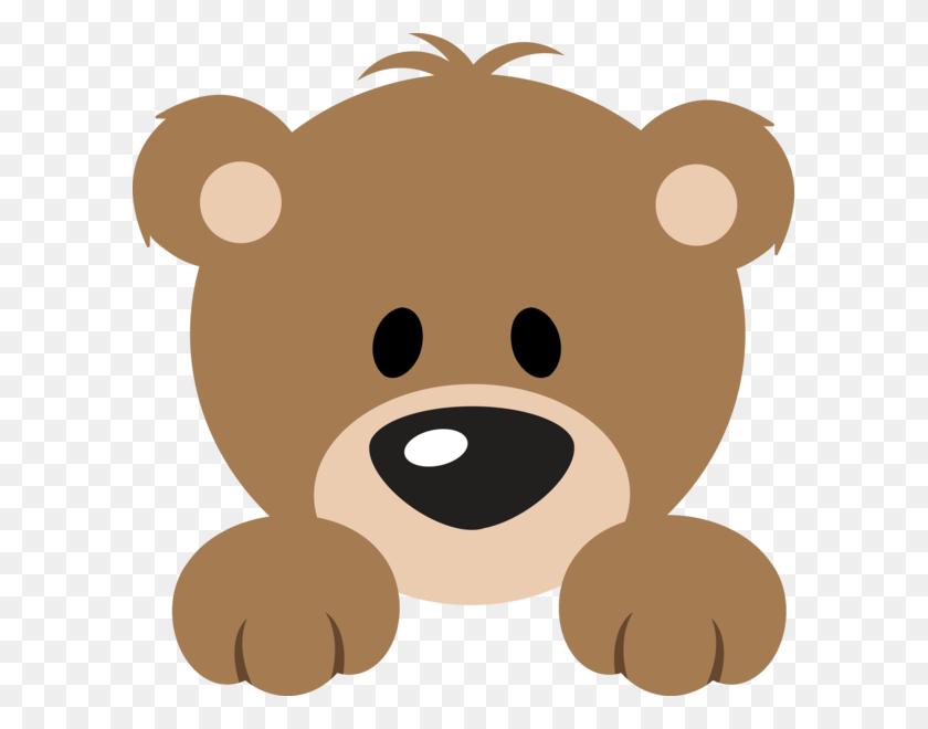 Cute Bear Peeker Clip Art Bears! Bear, Cute Bears - Polar Bear Clipart Free