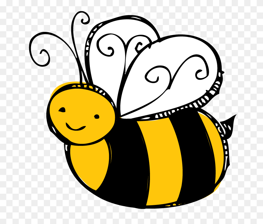Cute Bee Clipart Free Clipart Images Art - Matzah Clipart ...