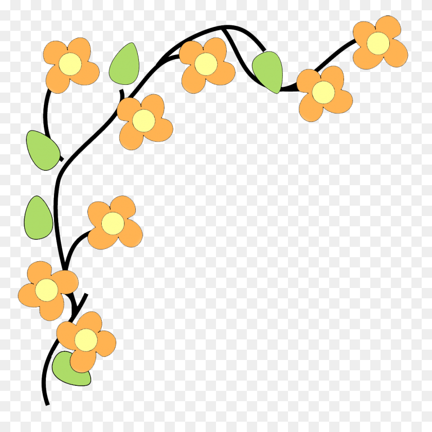 1134x1134 Cute Border Cliparts - Free Easter Clip Art Borders