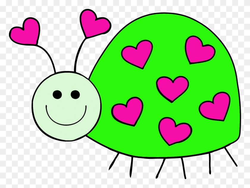 Cute Bug Clipart Look At Cute Bug Clip Art Images - Cute Heart Clipart