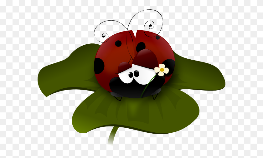 Cute Bugs Clip Art Insects - Cute Bug Clipart