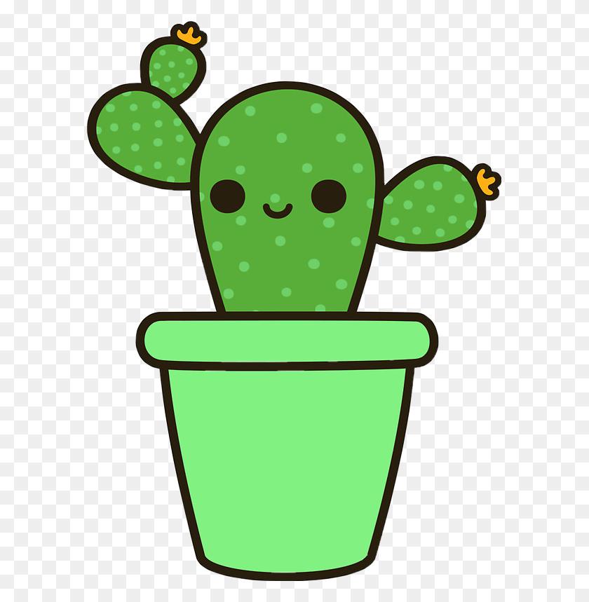 Cute Cactus Green Cute Cactus Tumblr Cute Tumblr - Cute Cactus Clipart