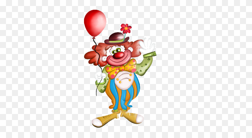 Cute Cartoon Clown Clip Art Clowns Cartoon Clip Art - Cute Clown Clipart