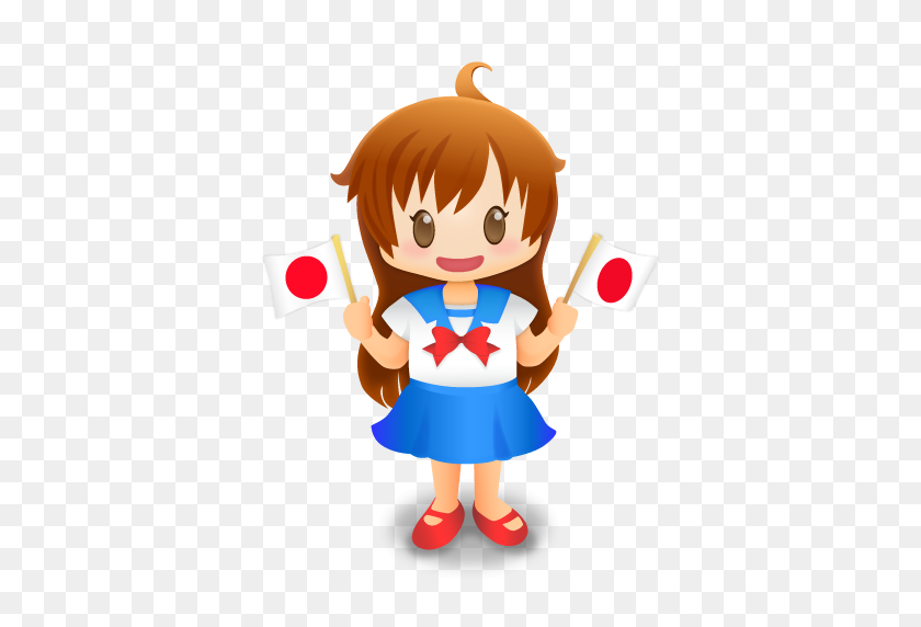 Cute Cartoon Girl Transparent Png - Cartoon Girl PNG