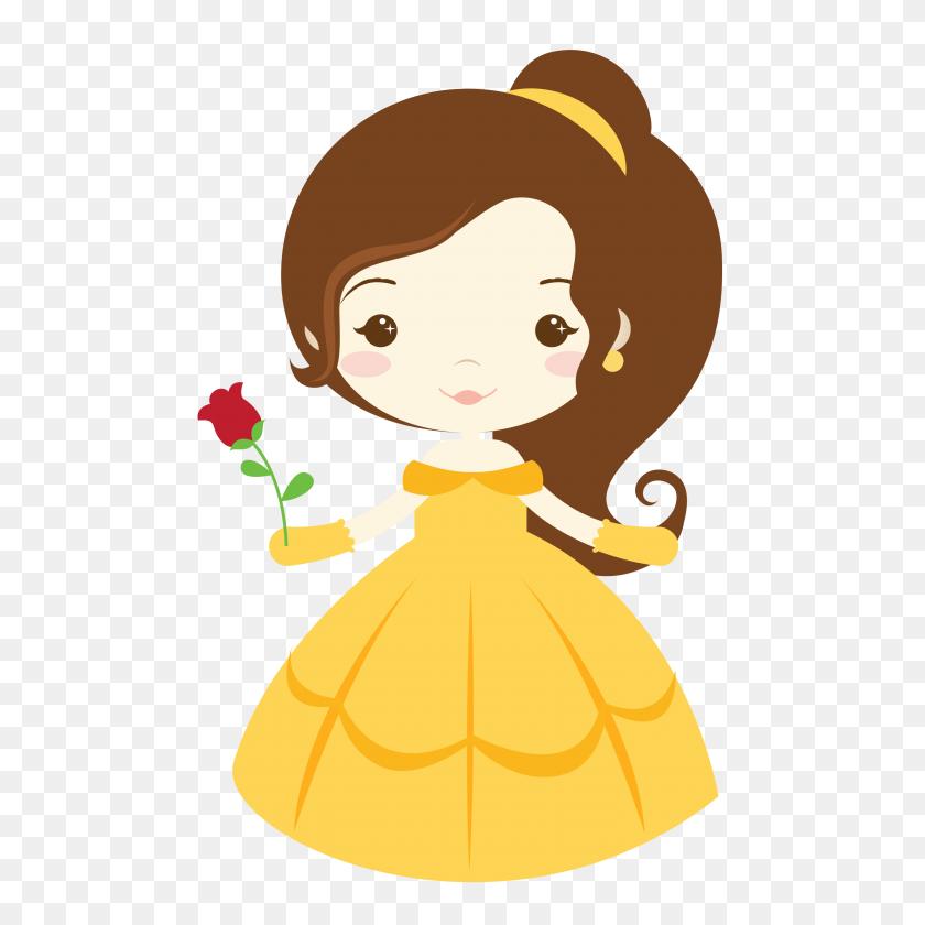 Cute Clipart Disney Princess - Disney Princess Clipart