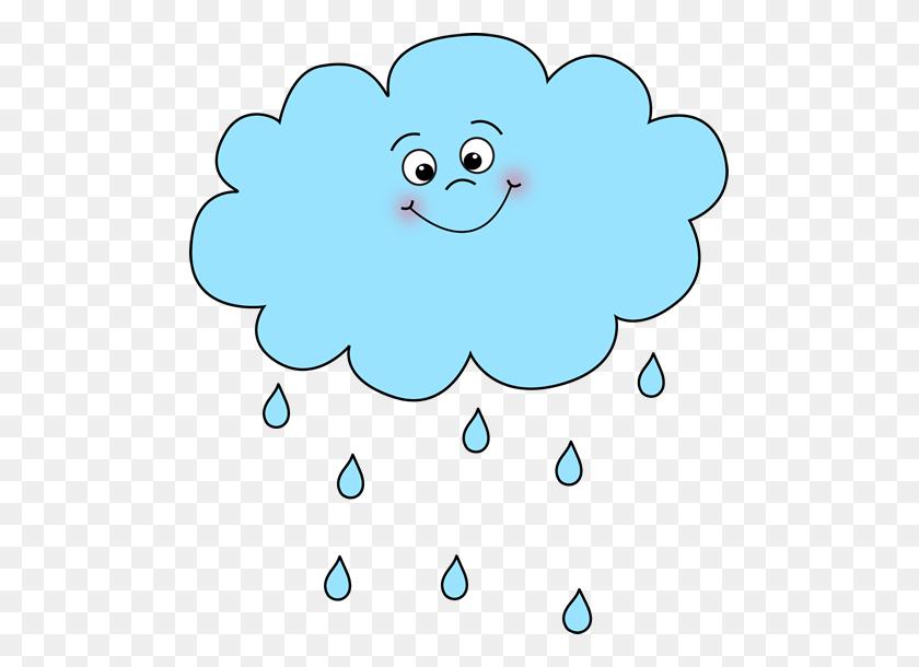Детские картинки тучки с дождем