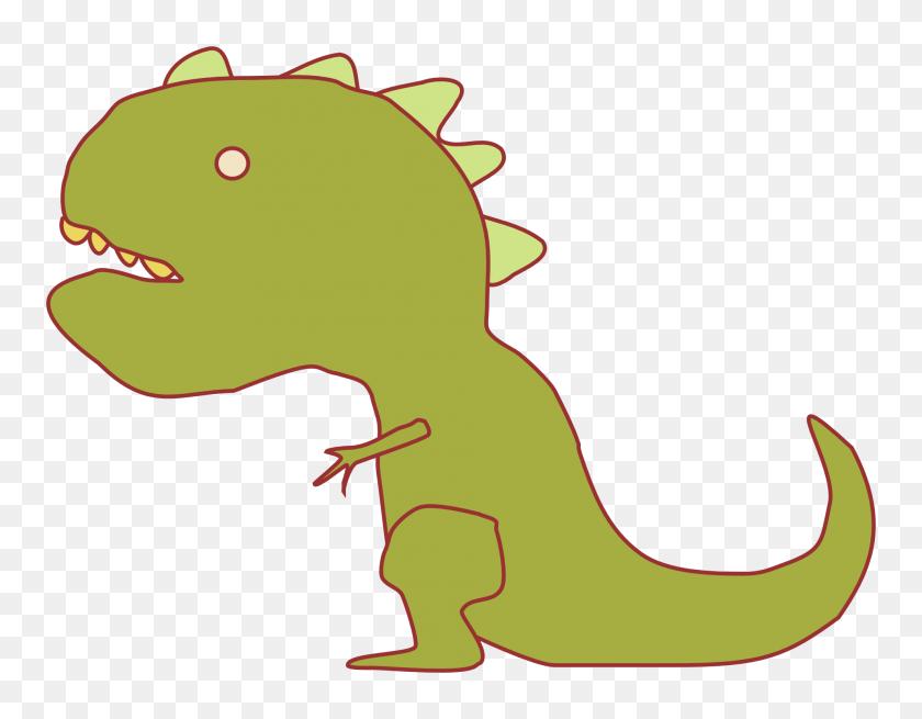 1979x1510 Cute Dinosaur Clipart - Free Cute Dinosaur Clipart