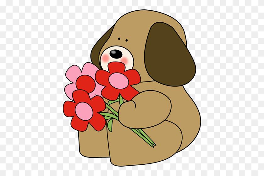 Cute Dog Clip Art - Cute Bulldog Clipart