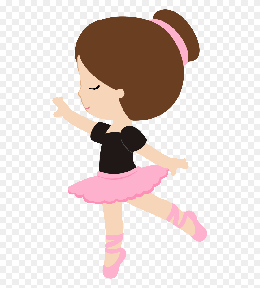 Cute Doll Pictures Ballet - Pointe Shoes Clipart