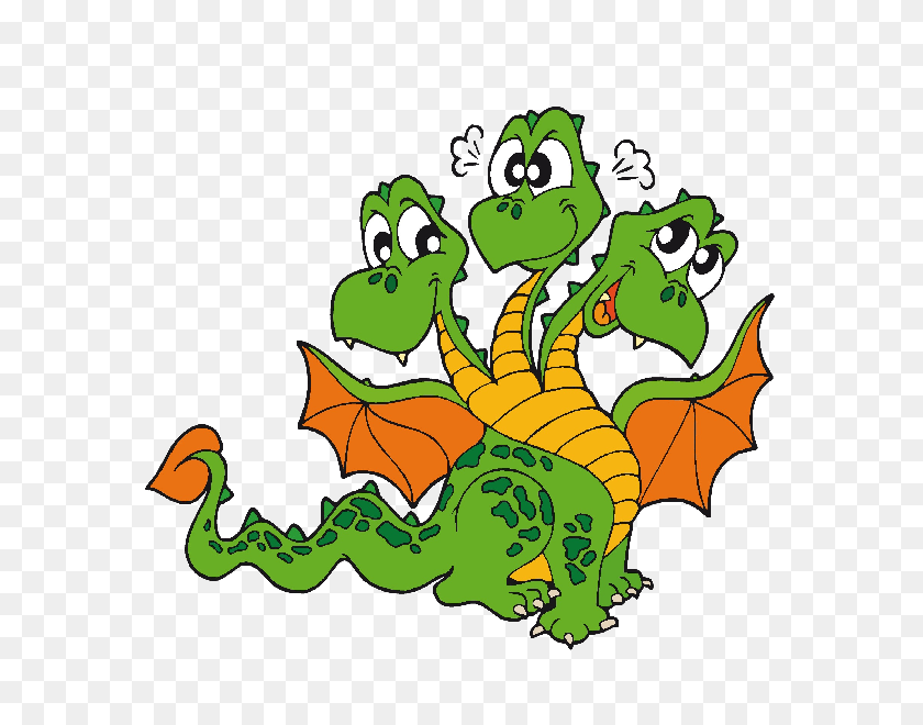 Cute Dragons Cartoon Clip Art Images All Dragon Cartoon Picture - Dragon Head Clipart