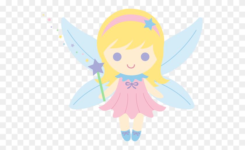 Cute Fairy With Blonde Hair F A I R Y Fairy - Tooth Fairy Clip Art Free