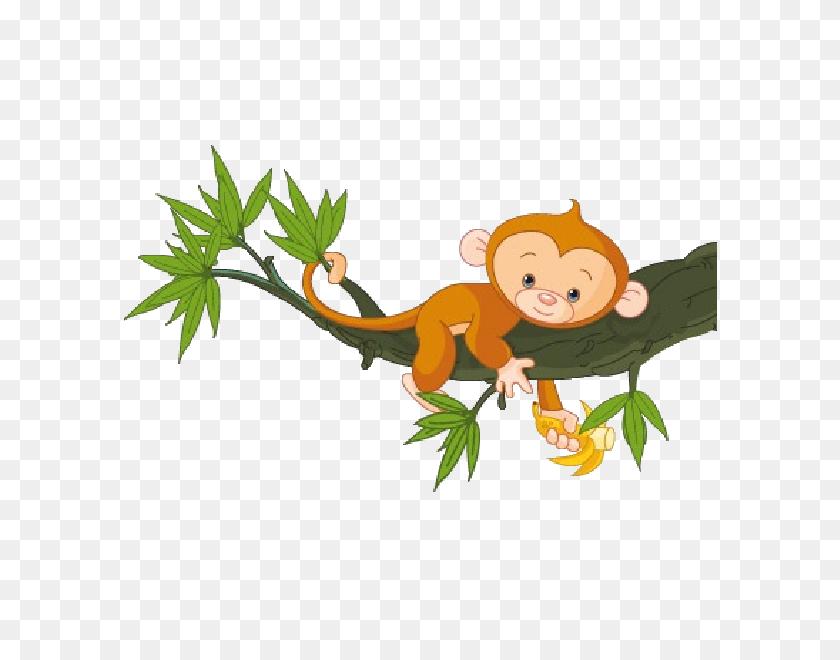 Cute Funny Cartoon Baby Monkey Clip Art Images All Monkey Cartoon - Cute Monkey Clipart