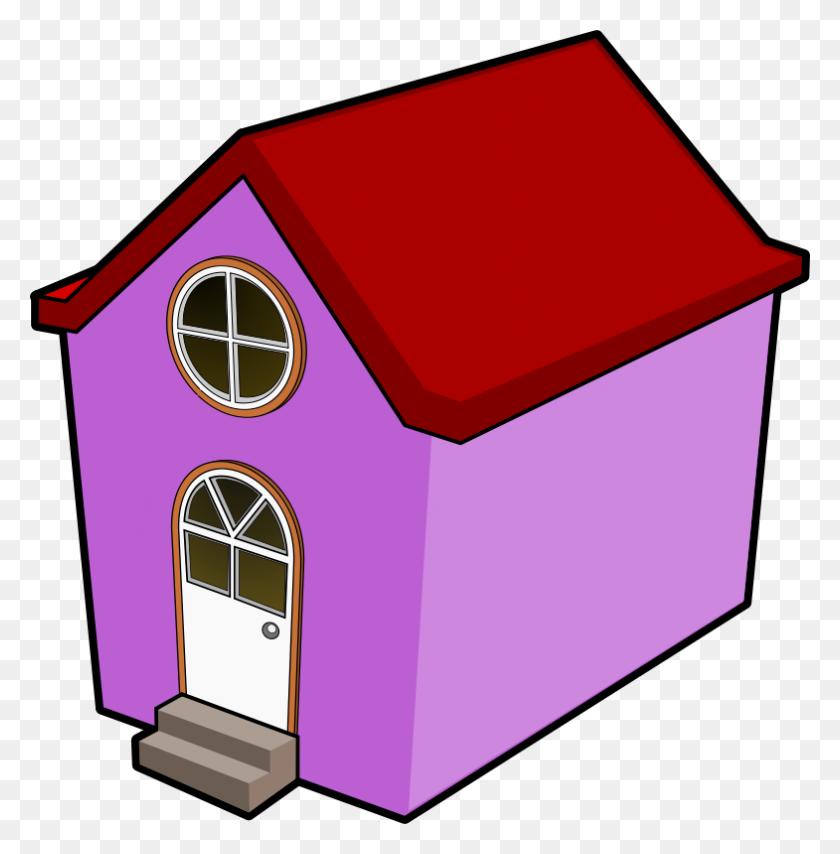 Cute House Clip Art - Magic Tree House Clipart