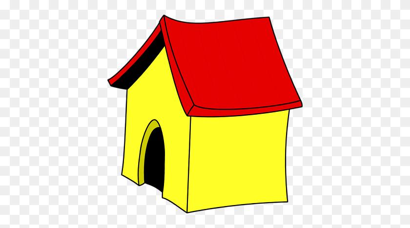 Cute House Clipart - Row Of Houses Clipart