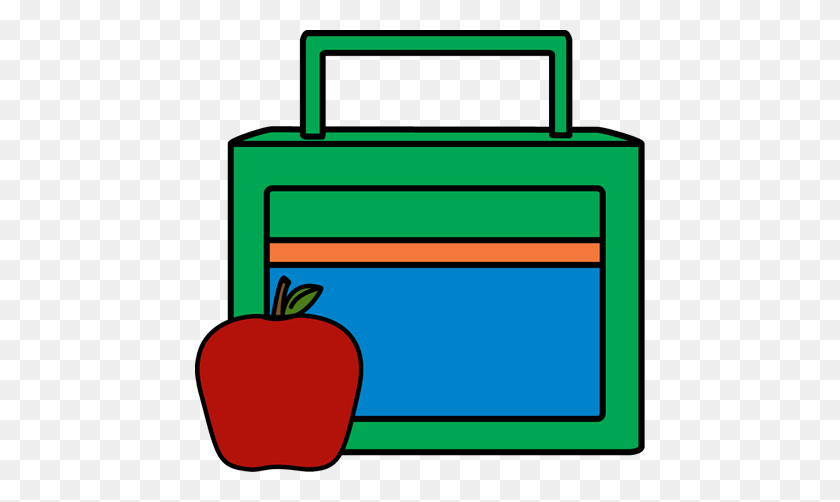 450x442 Cute Lunch Trays Clipart - Lunch Tray Clipart