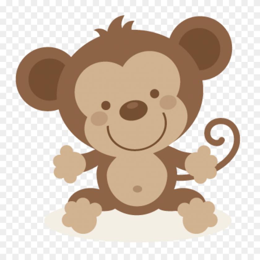 Cute Monkey Clipart Christmas Tree Clipart House Clipart Online - Monkey Clipart Images
