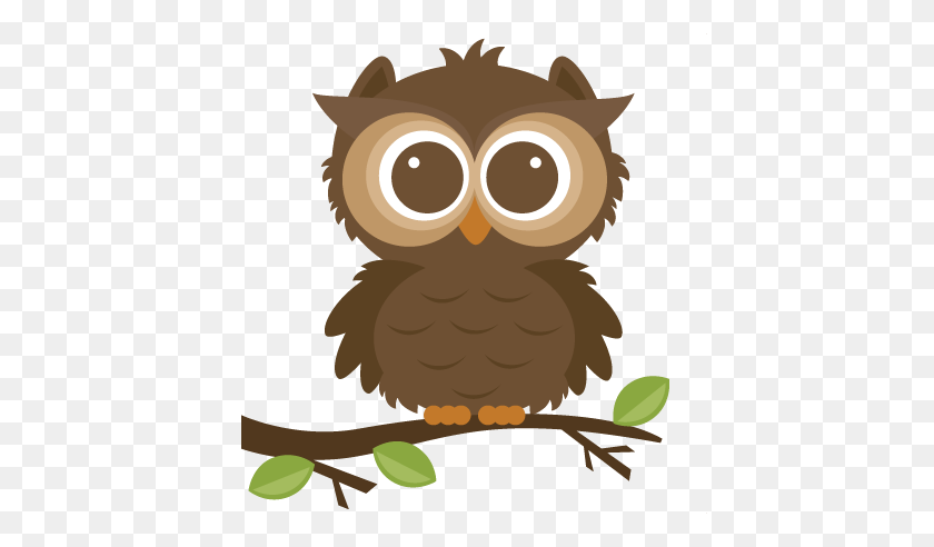 Cute Owl Clip Art Free - Prey Clipart