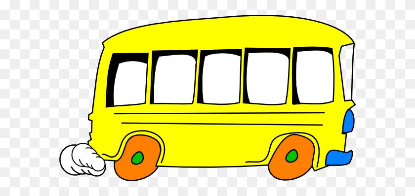 Cute School Bus Clip Art Free Clipart Images - Vw Clipart