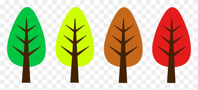 Cute Simple Tree Designs - Simple Tree Clipart