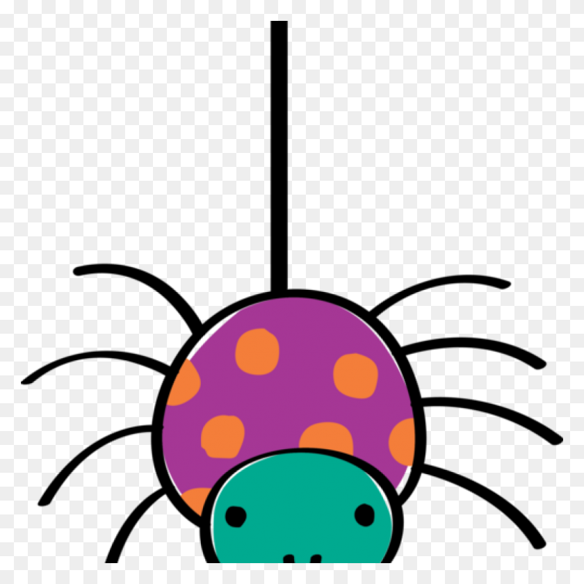Cute Spider Clip Art Free Clipart Download - Cute Ladybug Clipart