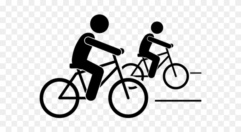 Cycling Clipart Recreation Bicycle Clipart Black And White Stunning Free Transparent Png Clipart Images Free Download