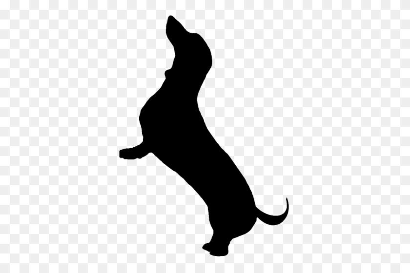 Dachshund - Weenie Dog Clipart