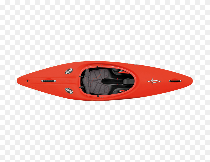 Dagger Rpm Action Red Kayak River Boat Playboat River Kayak - Canoe PNG