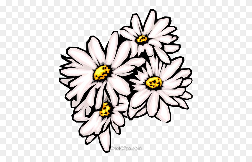 Daisies Black And White Clip Art Usbdata - Daisy Clipart Black And White