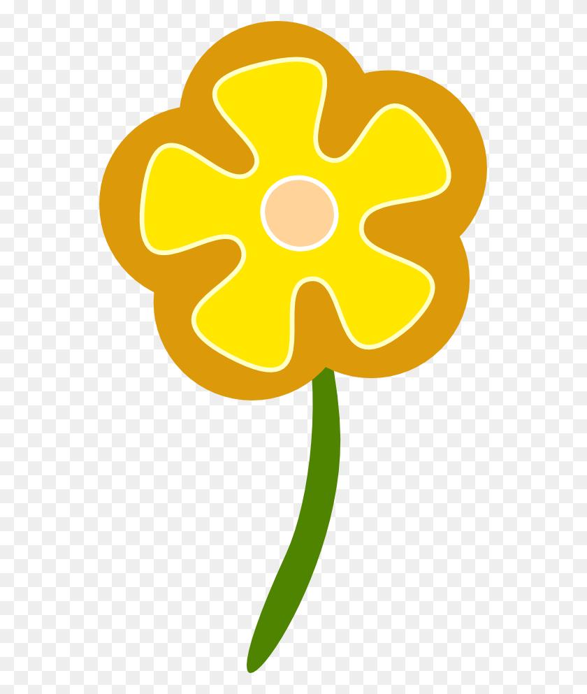 Daisy Flower Clipart - Flower Pictures Clip Art