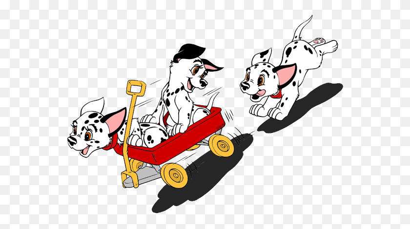 Dalmatians Puppies Clip Art Disney Clip Art Galore - Tone Clipart