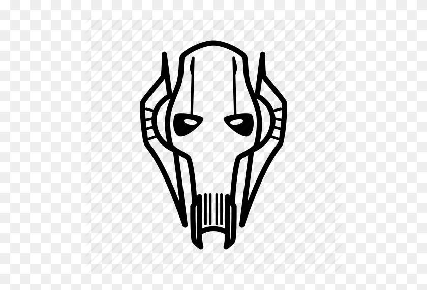 Damage, General, General Grievous, Grievous, Sith, Star Wars - General Grievous PNG
