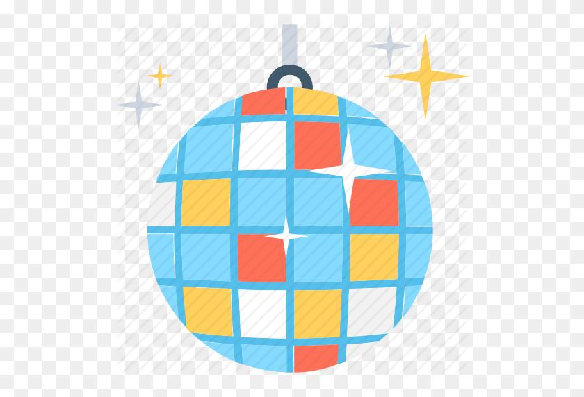 Dance Ball, Disco Ball, Disco Lights, Lighting, Party Icon - Disco Light PNG
