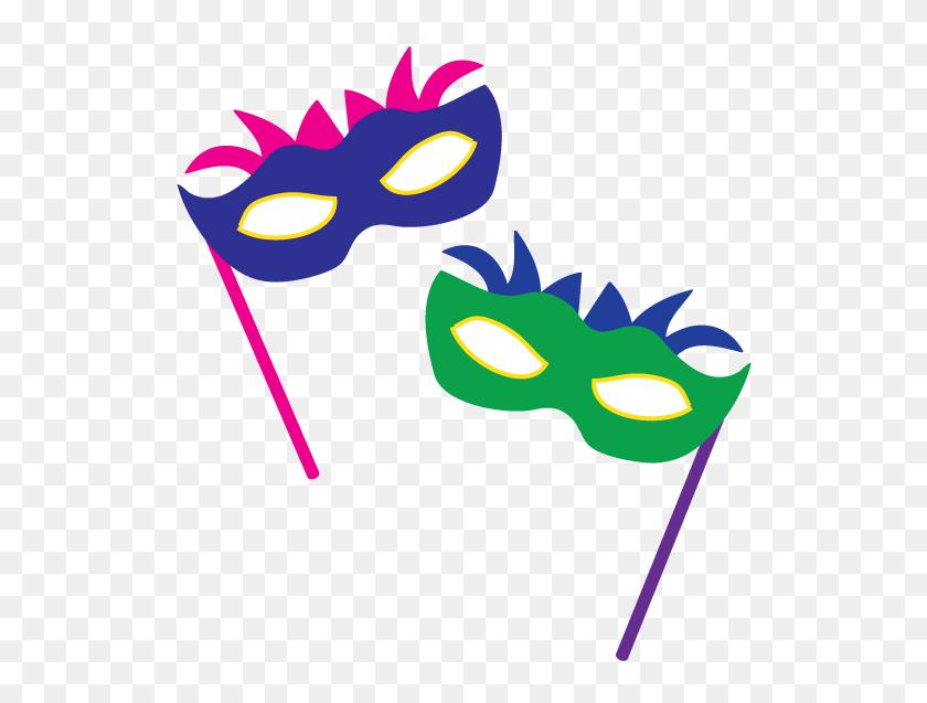 546x577 Dancer Clipart Masquerade - Free Dance Clip Art