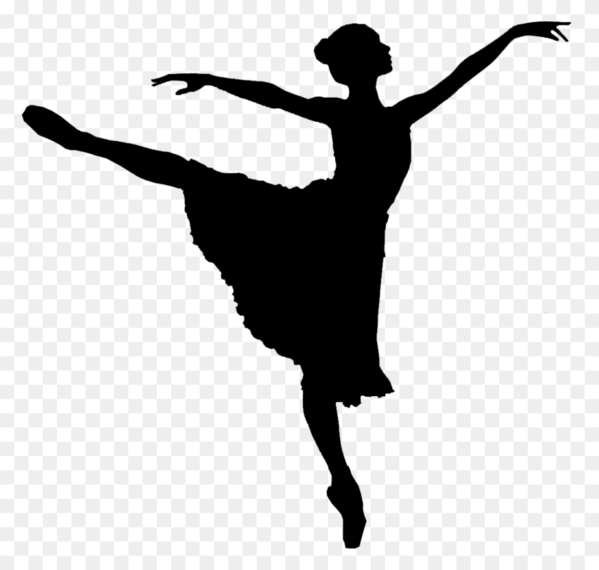 Dancer Clipart Silhouette - Salsa Dance Clipart