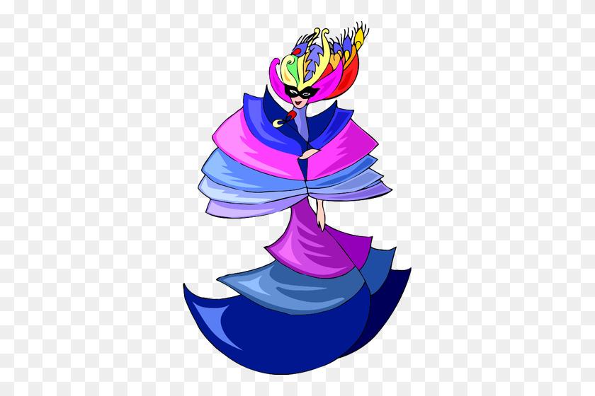 Dancing Mascot - Mascot Clipart