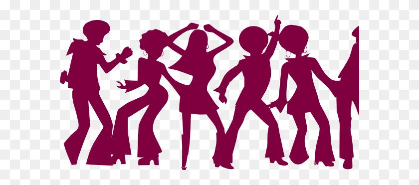 Dancing People - People Dancing Clipart