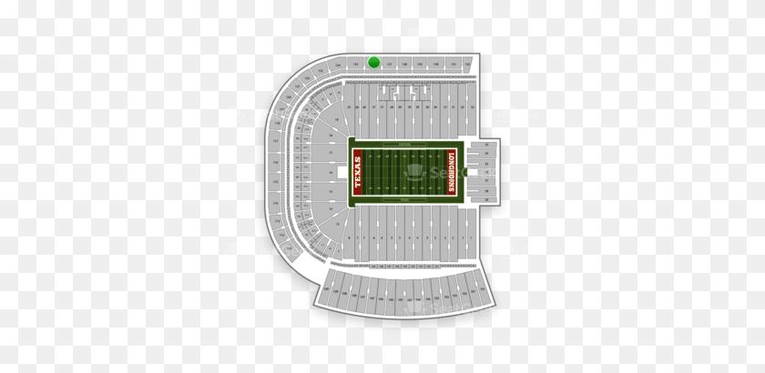 Darrell K Royal Texas Memorial Stadiumjamail Field Section - Football Field PNG