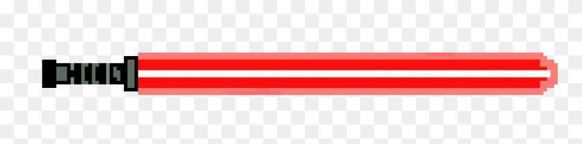 Darth Vader's Lightsaber Pixel Art Maker - Red Lightsaber PNG
