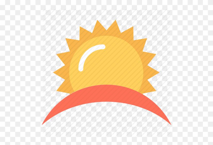 Day, Morning, Sun, Sunrise, Sunshine Icon - Sunrise PNG