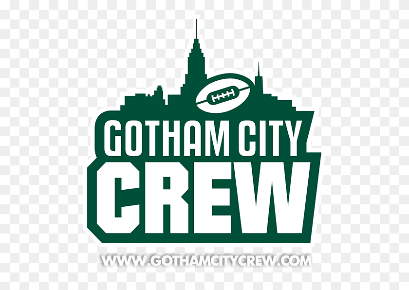 500x536 Dc Comics And The Empire State Building Join Forces Against A New - New York Jets Logo PNG