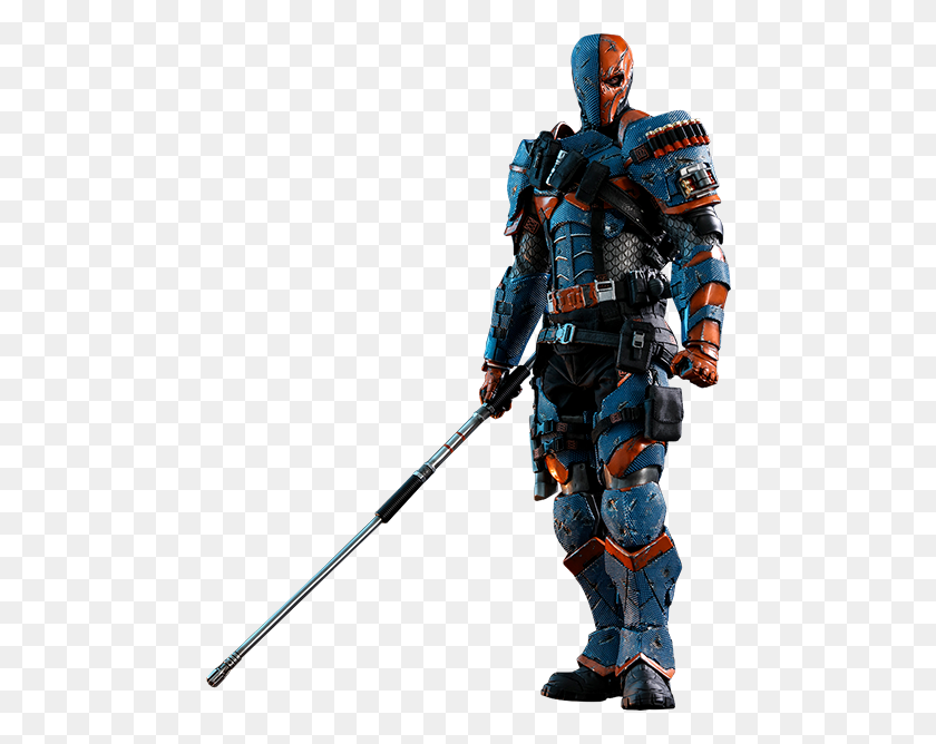 Dc Comics Deathstroke Sixth Scale Figure - Scale Figure PNG