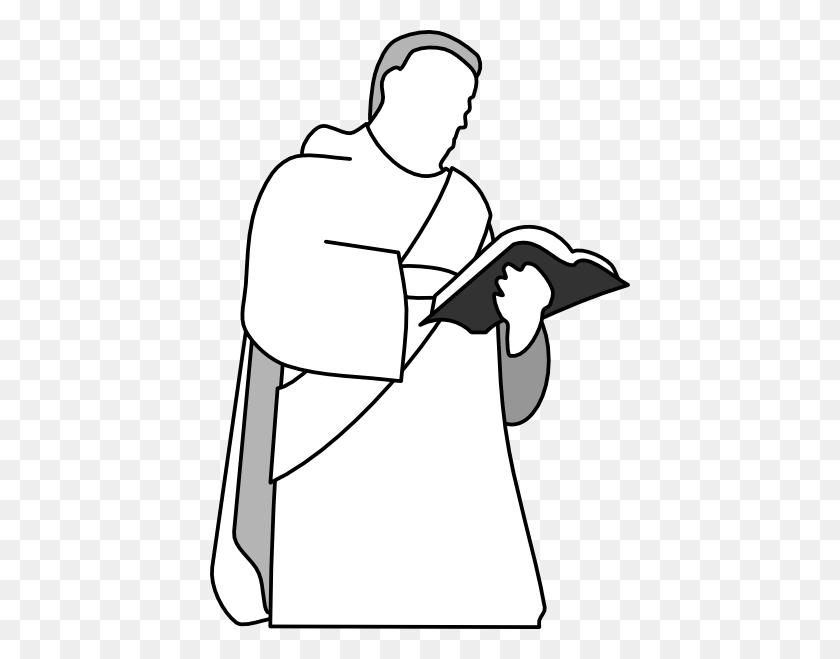 Deacon Clip Art - Bishop Clipart