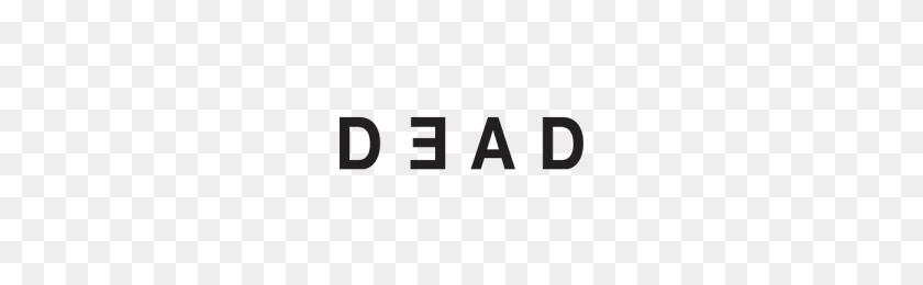 Dead - Dead By Daylight Logo PNG
