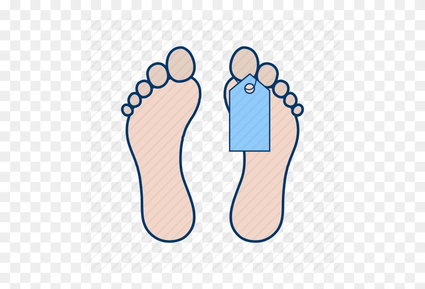 Dead Body, Death, Toe Tag Icon - Dead Body Clipart