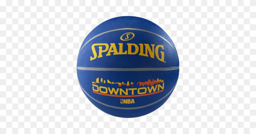 Deals On Spalding Nba Downtown Basketball Size - Nba Basketball PNG