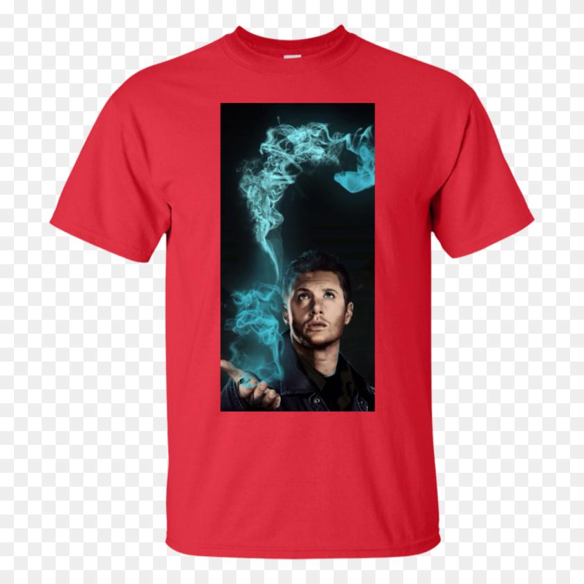 Dean Winchester Supernatural Shirts Dean Winchester Art Teesmiley - Dean Winchester PNG