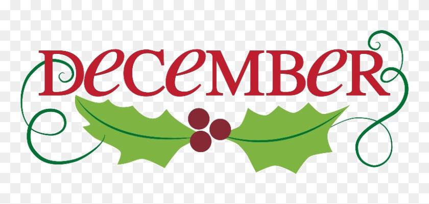 December Adult Programs - Clip Art December