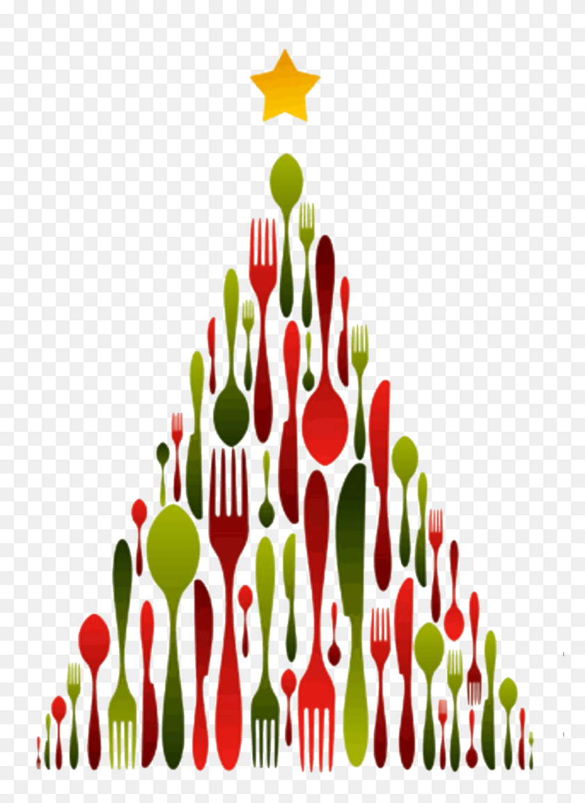December Advent Smorgasbord Potluck Trinity Lutheran Church - Potluck Clip Art