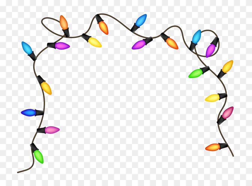 Christmas Letter Border.Blinking Christmas Lights Border For Desktopchristmas Lights